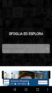 Social Network Arte | iosono.me- screenshot thumbnail