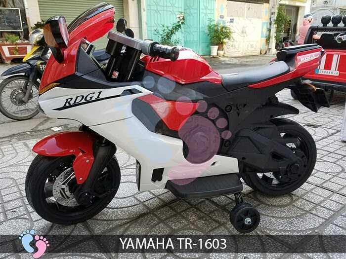 Xe moto điện thể thao Yamaha TR1603 14