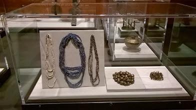 Photo: La Belle artifacts, Bob Bullock Museum