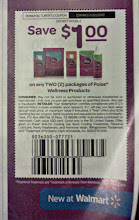 Photo: I love my All You subscription! There are great coupons like this one I clipped out for Poise products.