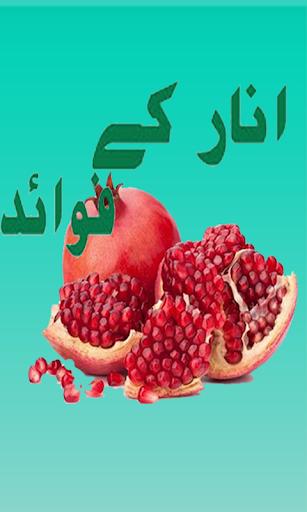 Pomegranate Anar K Fwaid
