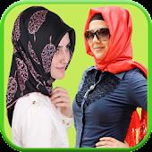 Hijab models (Scarves&Shawls)