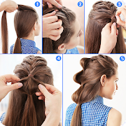 Cute Girls Hairstyles 2017:New Hairstyle for Girl - Apps on Google Play