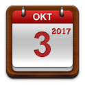 Deutsch Kalender 2017 icon