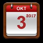 Deutsch Kalender 2017 icon