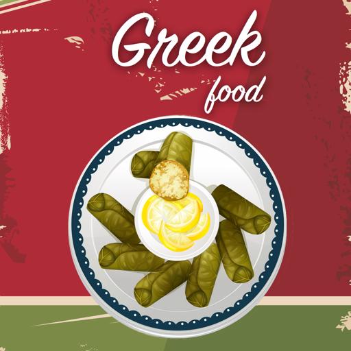 健康のギリシャ語 食品。迅速かつ簡単クッキング。ベストな料理 LOGO-記事Game