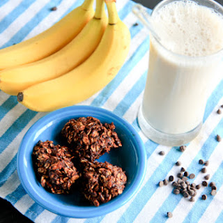 Banana No Bake Cookies (vegan, Gluten-free And No Added Sugar)
