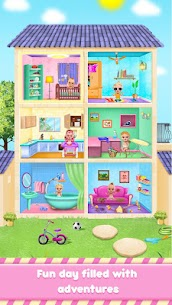Sweet Newborn Baby Girl : Daycare & Babysitting Fun 6