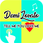 Demi Lovato-Tell me you love me Piano Tiles icon