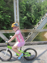 Photo: A bicycling vacation at the Stokeville Lodge puts a smile on everyones face!