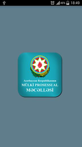 Mülki Prosessual Məcəllə