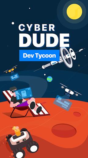 Cyber Dude: Dev Tycoon screenshots 1