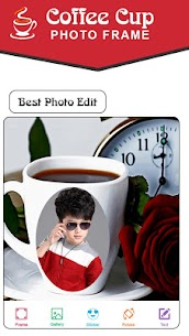 Coffee Cup Photo Frames New 4