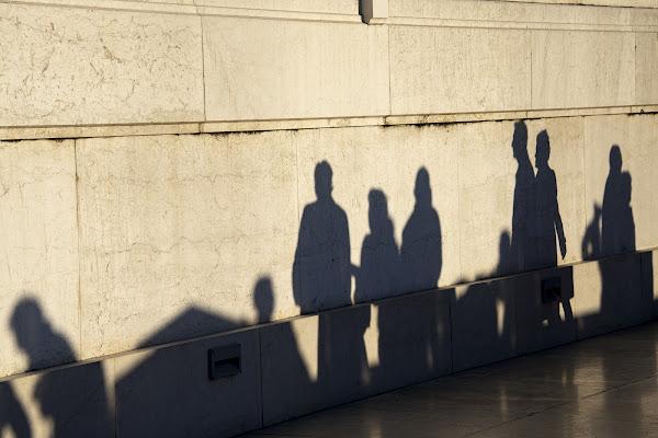 Sulla terrazza del Vittoriano di umby2001