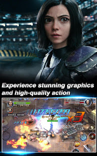 Hack Game ALITA: BATTLE ANGEL - The Game apk free