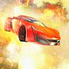 Furious Car Building Jump Stunt Racing Mega Jump