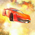 Furious Car Building Jump Stunt Racing Mega Jump Icon