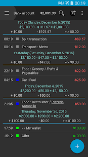 My Expenses- screenshot thumbnail