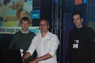 Photo: Dirk Baeumer, Erich Gamma, Christof Marti