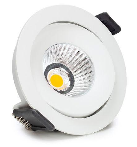 Xerolight SOFT LED Downlight 8W inkl driver