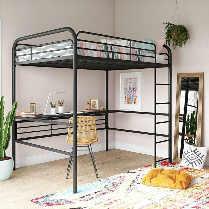 8 Tips To Make Loft Beds And Bunk, Can You Turn A Regular Bunk Bed Into Loft