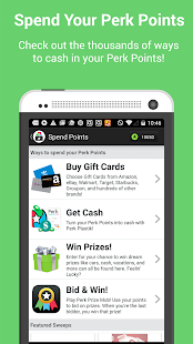 Perk Wallet- screenshot thumbnail