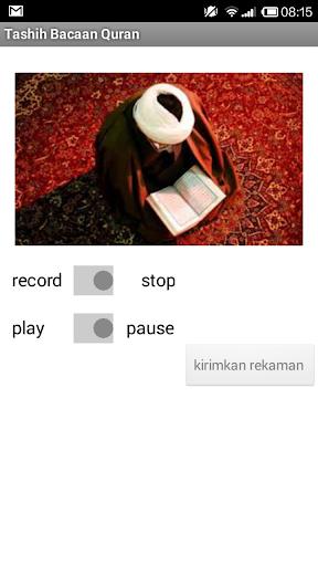 Cek Bacaan Quran
