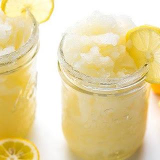 Boozy Frozen Lemonade