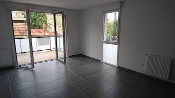 Appartement 3 pièces 59,27 m2
