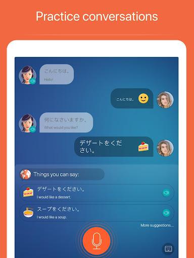 Learn Japanese. Speak Japanese  screenshots 10