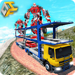 OffRoad Robot Transport Truck Driving Simulator Icon