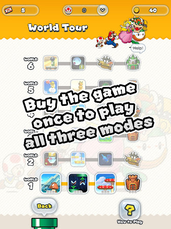 Super Mario Run 2.0.0 screenshot 1166880