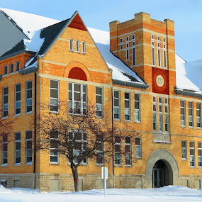 Historic School by Robert George - Buildings & Architecture Public & Historical (  )