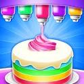Ice Cream Cake Maker: Dessert Chef icon