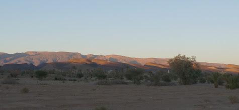 Photo: Primo campo, alla sera