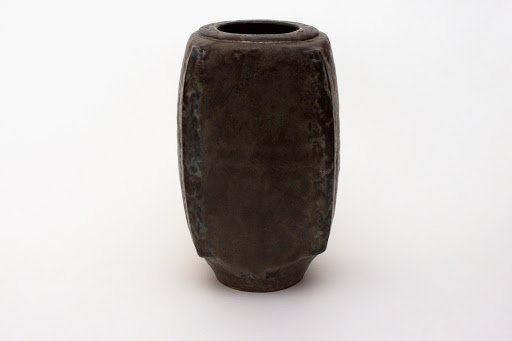 Chris Carter Squared Ceramic Vase 14