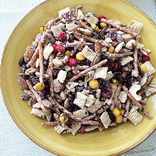 Thanksgiving Party Mix