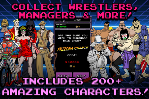 80s Mania Wrestling Returns apkpoly screenshots 2
