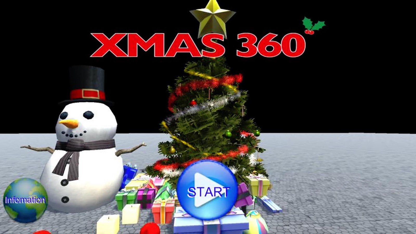 Xmas360AR- screenshot