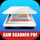 Convert JPG to PDF & Scanner icon