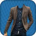 Men Fashion Suit Photo Editor icon