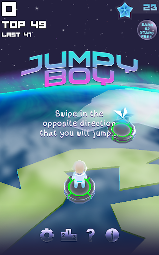 Jump Jumpy Boy