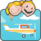 Airplane Game for Toddlers