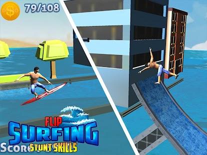 Flip Stunt Simulator 2018 - Surfing Games on Water - náhled