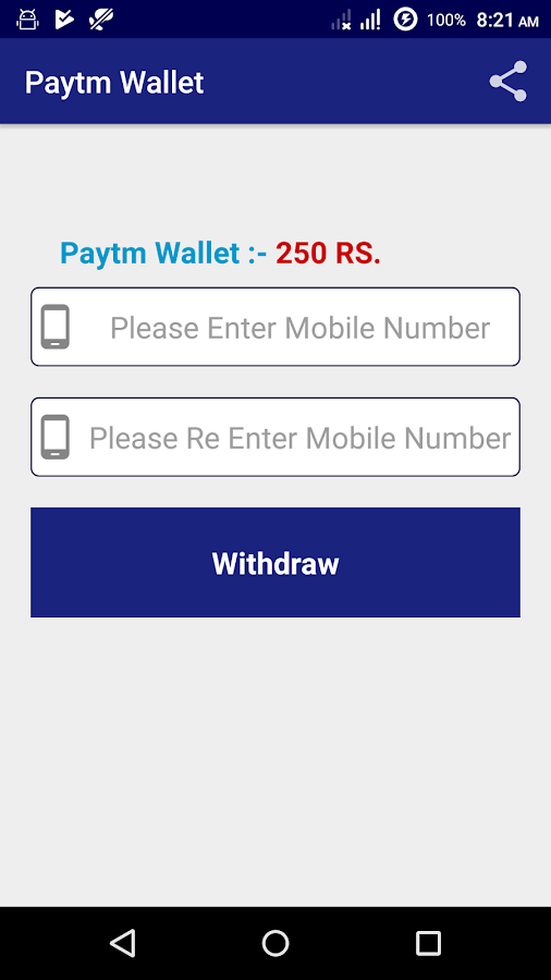 Earn 101% Paytm Cash