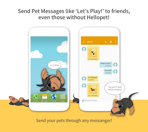 Hellopet - Cute cats, dogs and other unique pets 3.3.10 screenshots 3