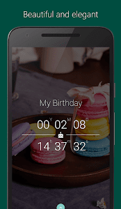 Countdown Time - Event Countdown & Big Days Widget 1.2