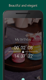 Countdown Time - Event Countdown & Big Days Widget- screenshot thumbnail