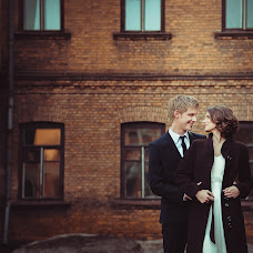 Wedding photographer Kristina Vyshinskaya (keytomyheart). Photo of 30.01.2016