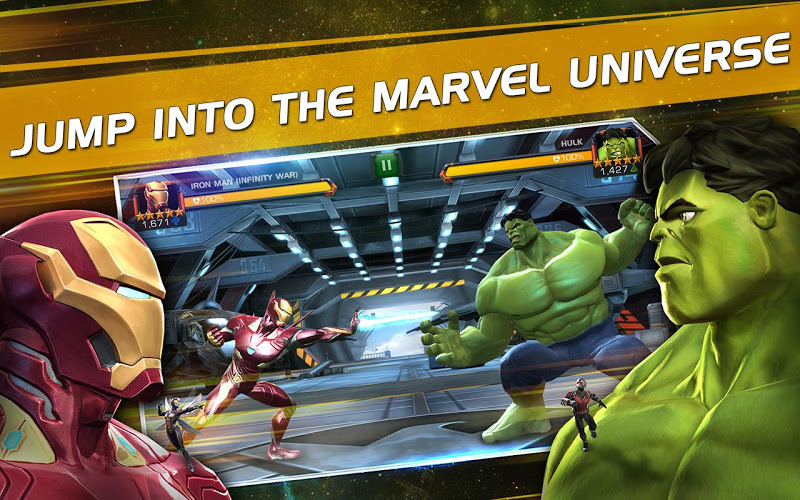 MARVEL Contest of Champions Screenshot 4